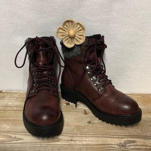 🥾 London Rag Boots